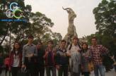 2013 越秀公园英语活动