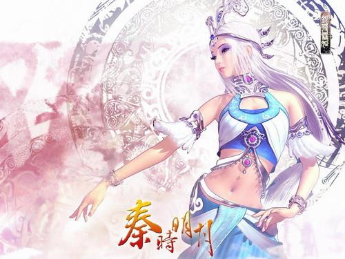动漫——秦时明月
