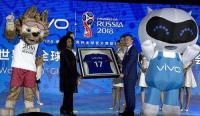 【中英双语】俄罗斯世界杯收获颇丰,主要得益于中国赞助