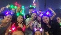 Activity Report: Glow Run Night Race
