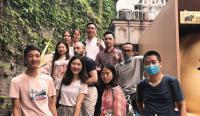 The tour to Lingnan World